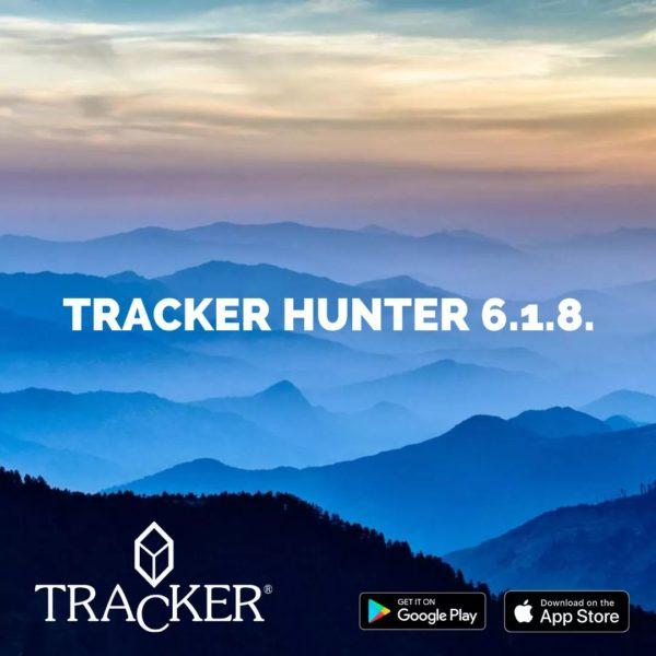 Application pour Collier GPS pour chien de chasse